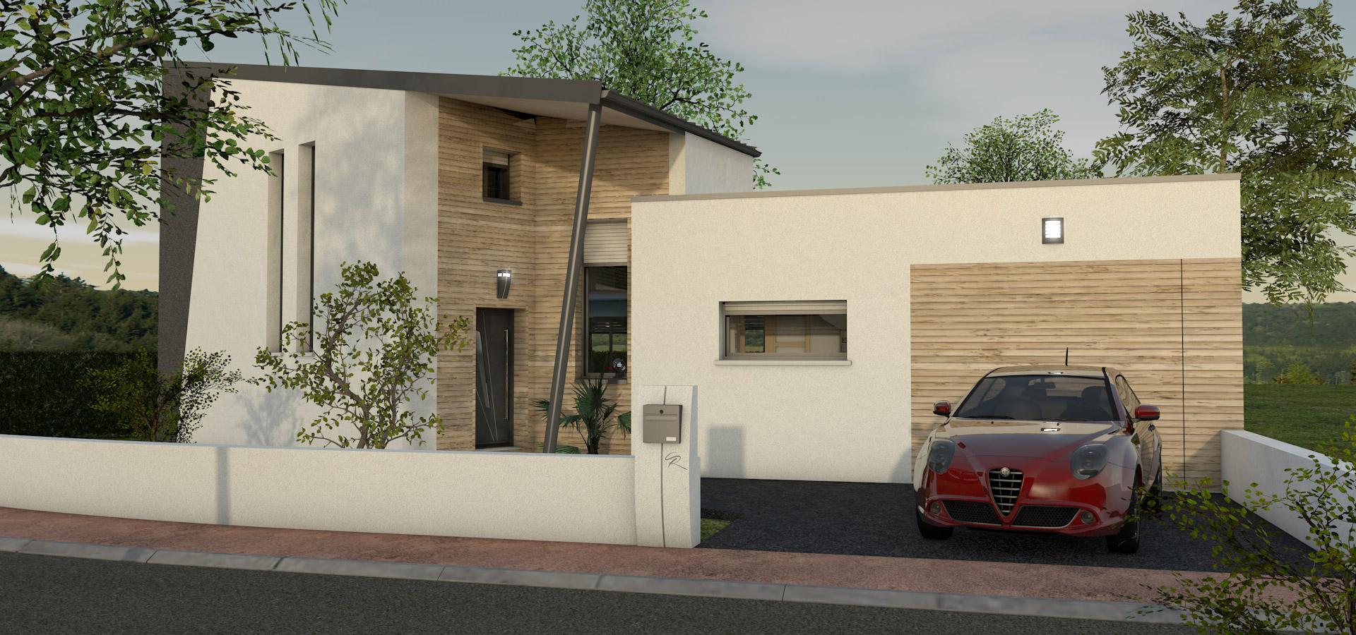 Nos réalisations - Serge Ratouit - Habitat - Vendée